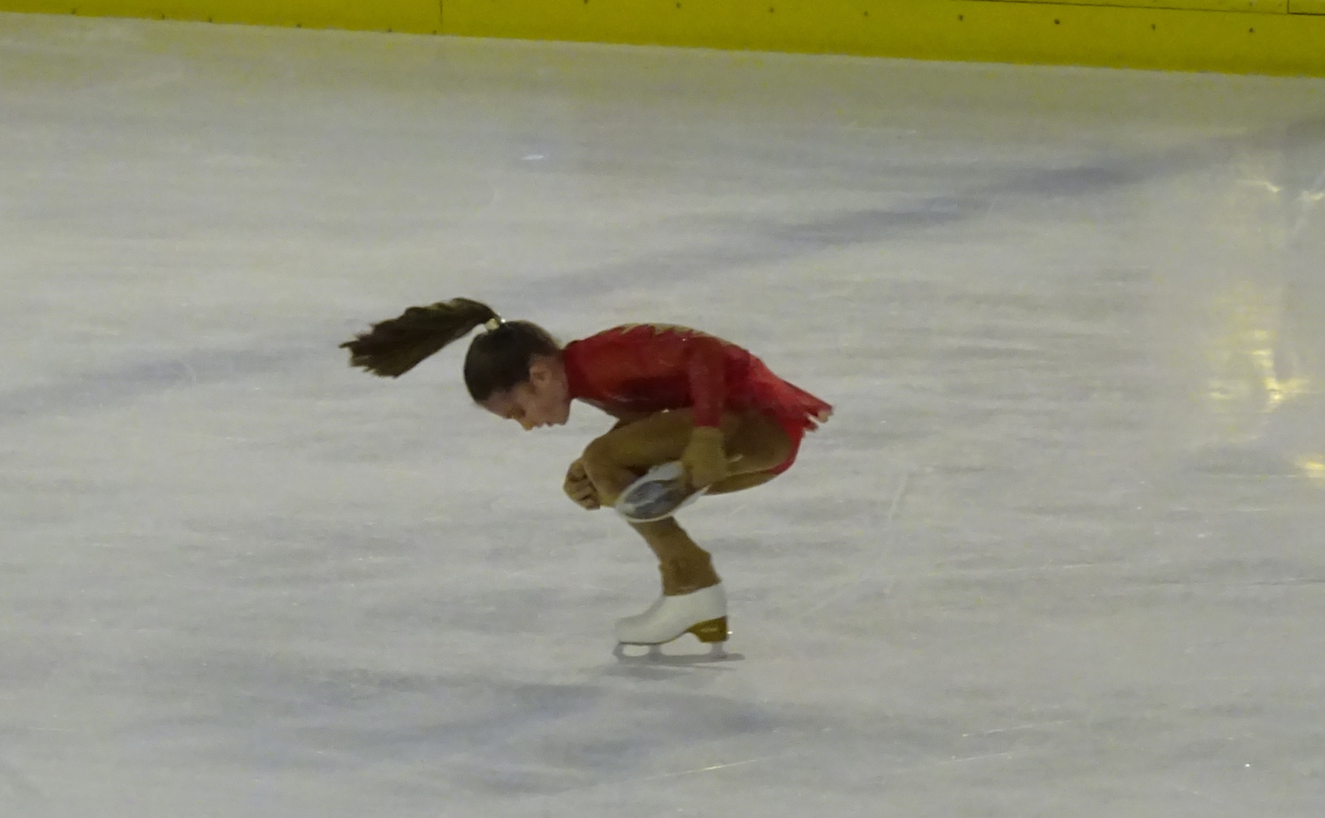 Porno de patinage sur glace